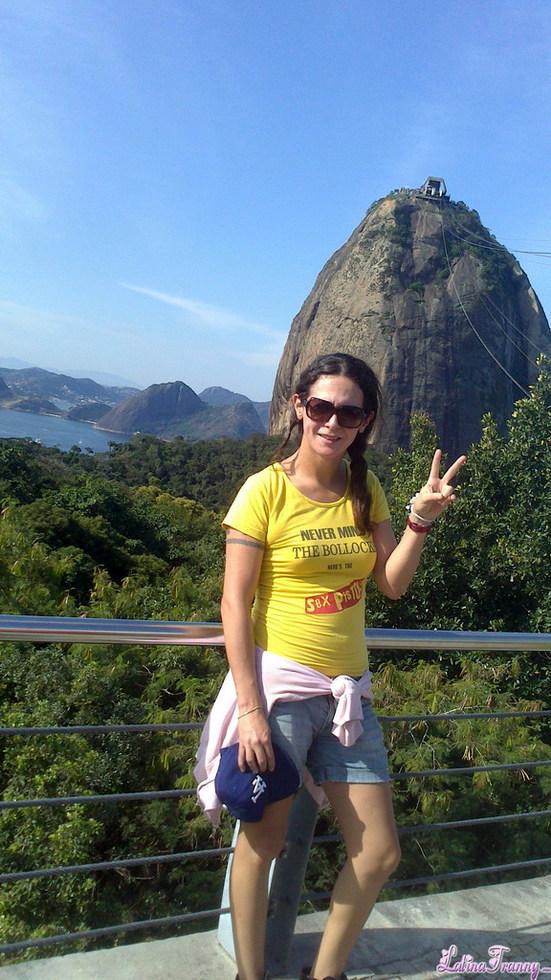 Latina Femboy Nicole Montero - Nikki In Rio De Janeiro