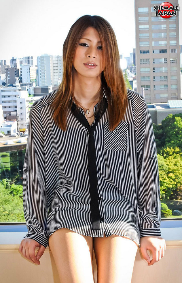 Japanese Transexual Makoto