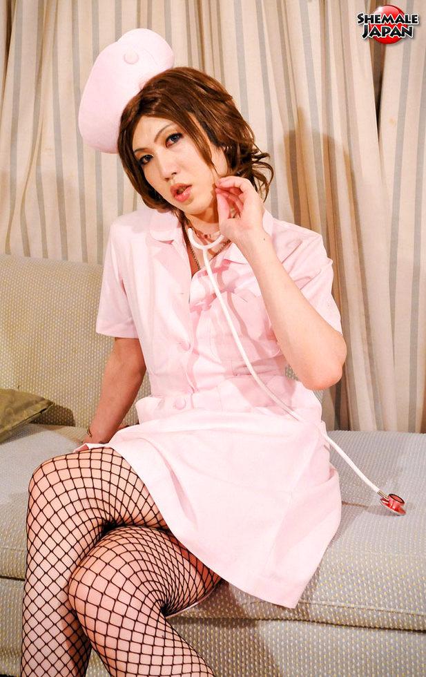 Japanese T-Girl Neru