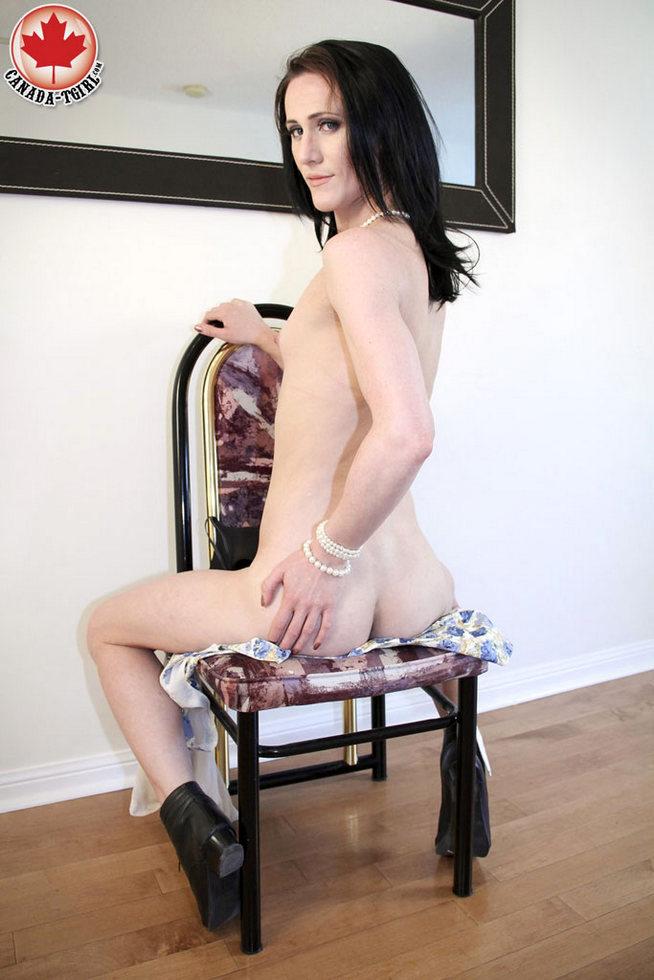 Canadian Transexual Jenny