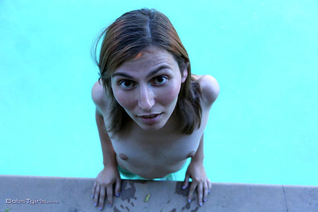 T-Girl Korra Del Rio - Korra Del Rio Exploration