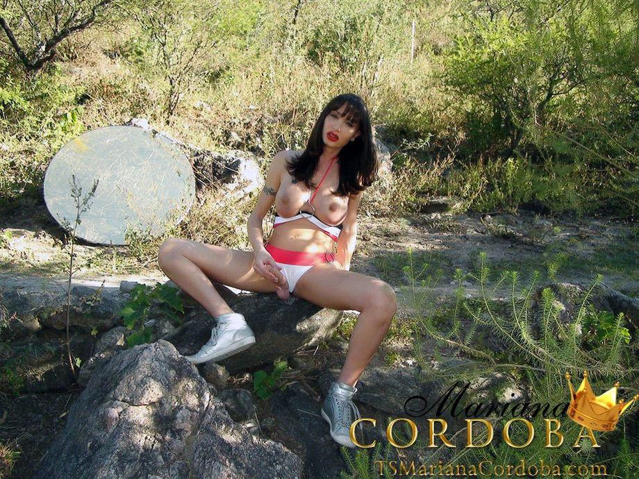 Transexual Mariana Cordoba - Riverpics