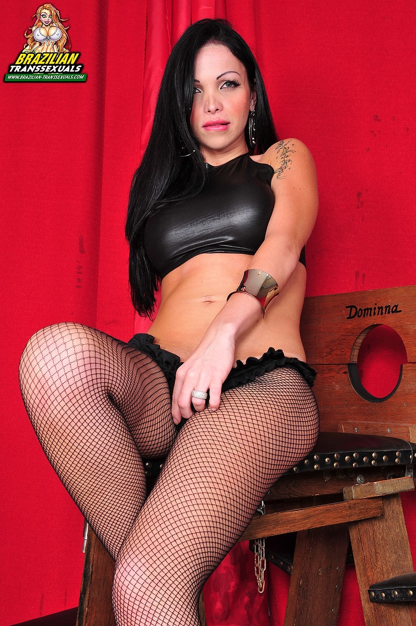 Brazilian T-Girls : Carla Novaes