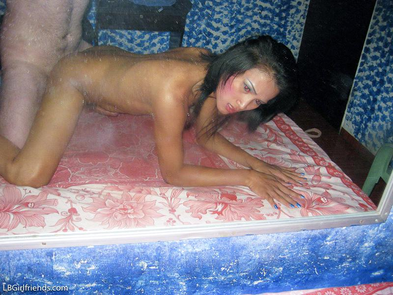 Tiny Asian Hooker Gets A Big Dick Up Her Tinie Wet Ass