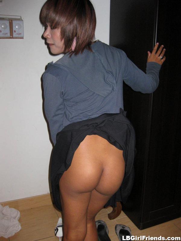 Massive Cock Curvy Asian Tgirl