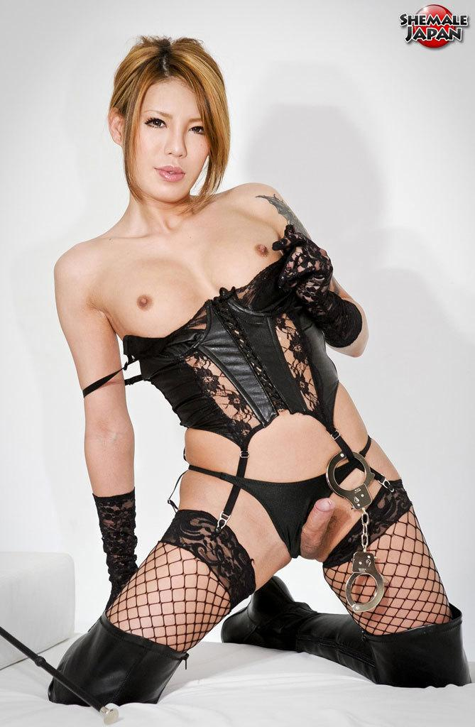 Transexual Loves To Get Destroyed By Huge Cock