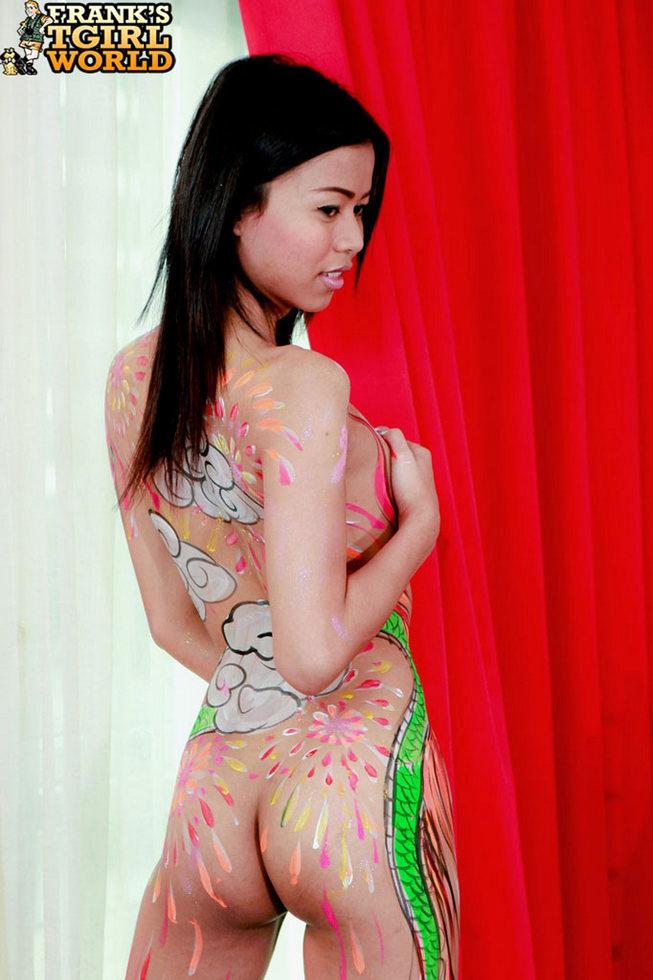 Thai Tgirl Christine