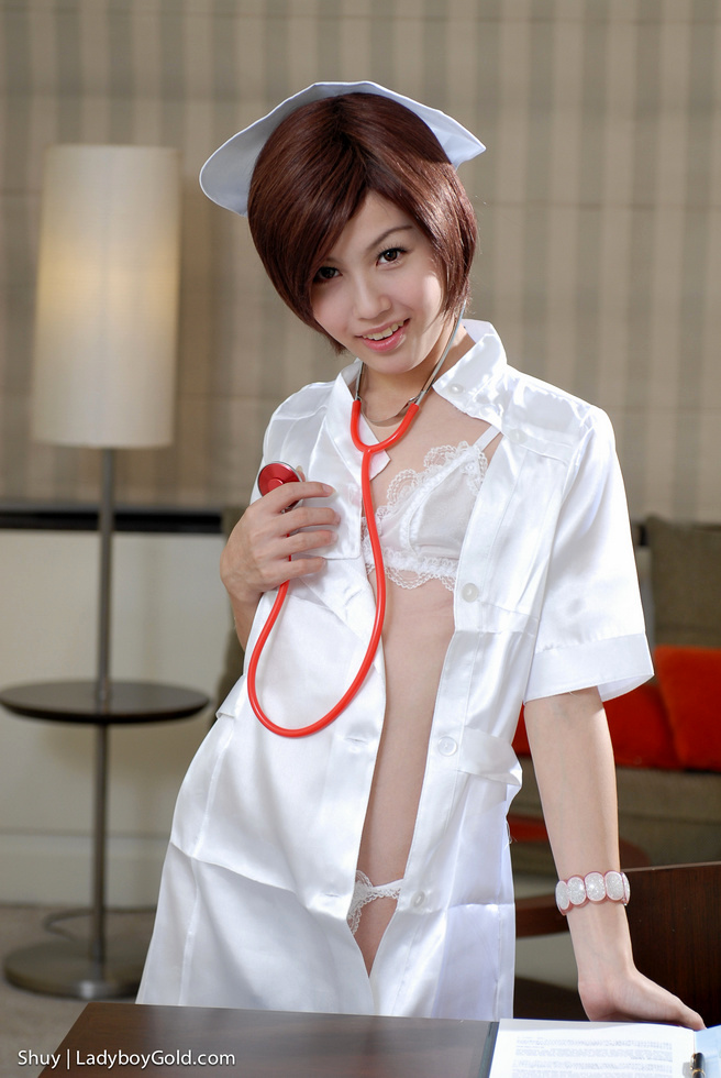 Asian Femboy Shuy