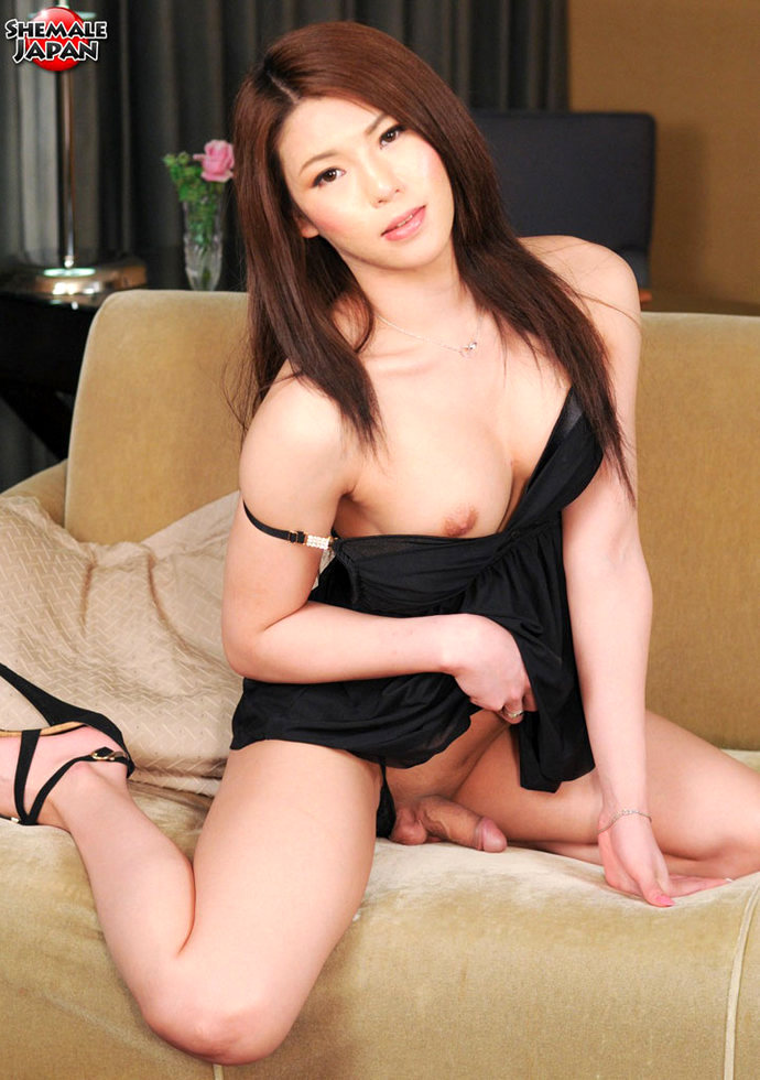 Japanese Transexual Yuria Misaki - Yuria Misaki By The Window