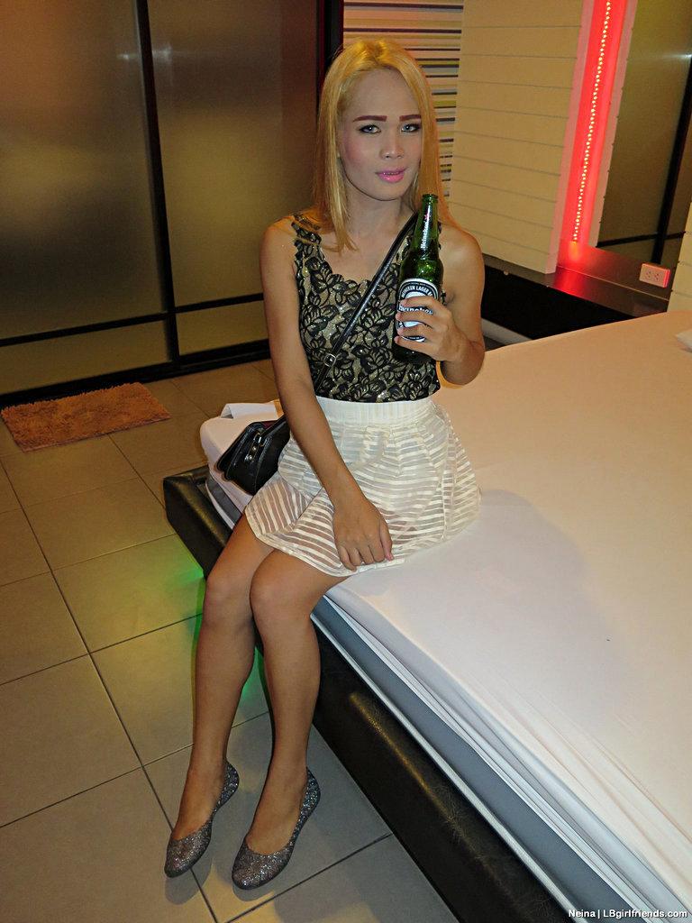 Pattaya Shemale Neina