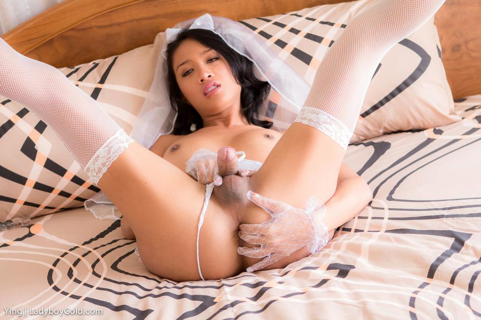 Pattaya Shemale Ying - Ying Barely Legal Bride