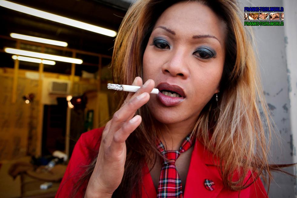 Thai Transexual Schoolgirl
