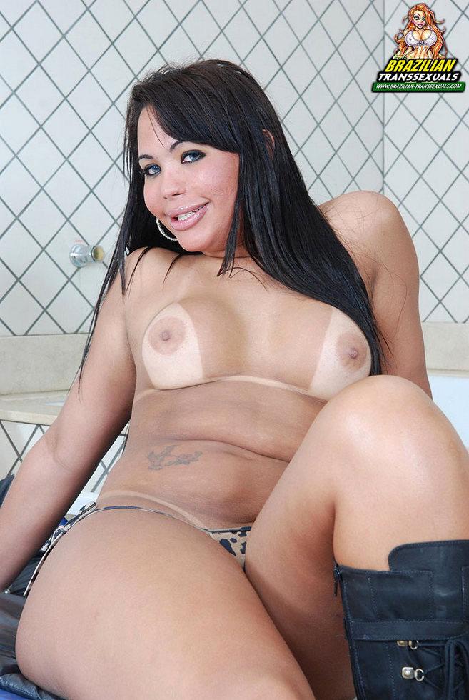 Brazilian T-Girl Bianca Petrovick