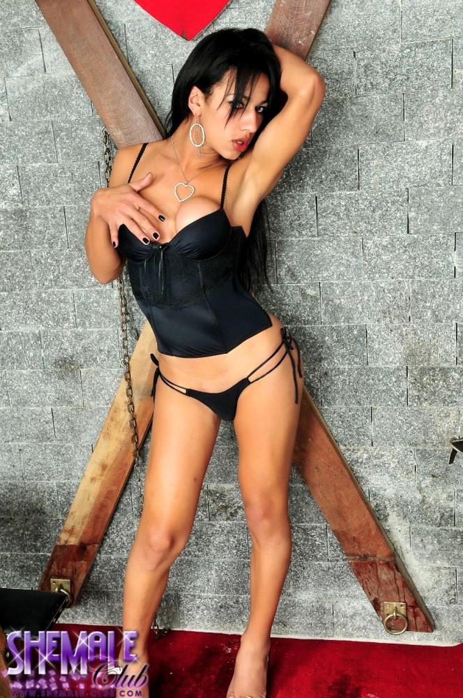 Transexual Nickolly Navarro - Nickolly Navarro
