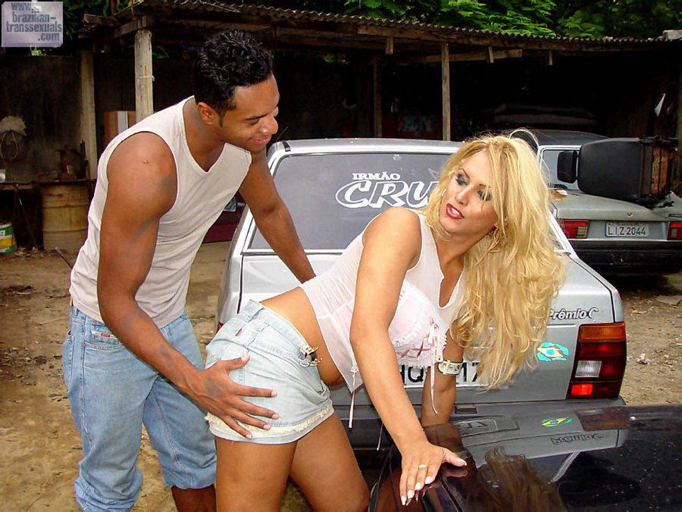 Brazilian T-Girl Domy