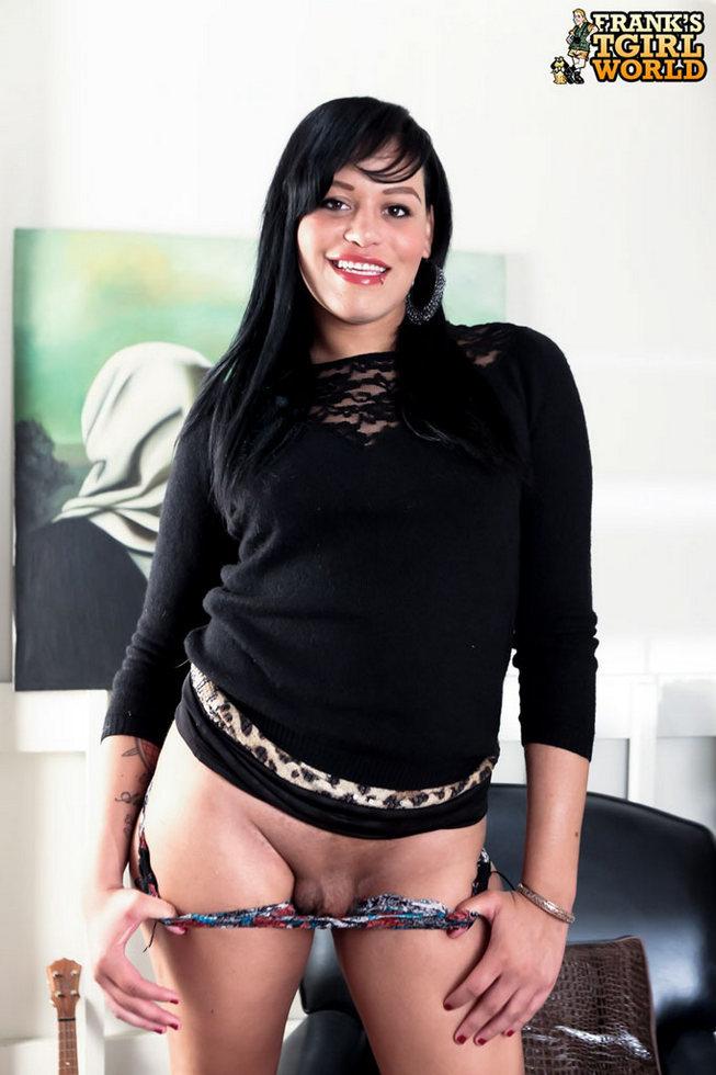 T-Girl Amber Skye - Amber Skye What An Ass-Hole
