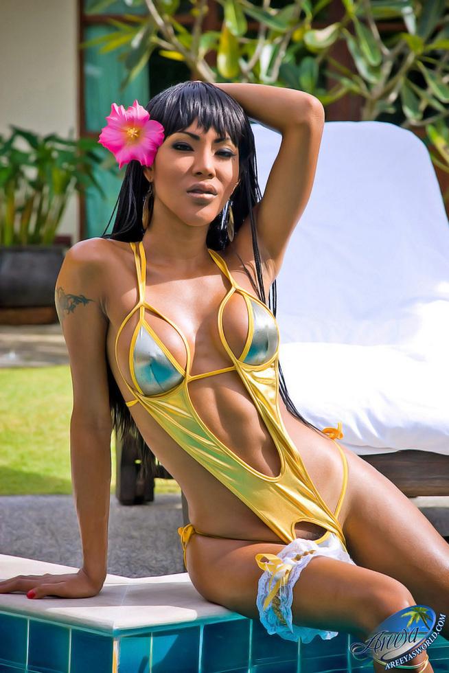 Thailand Transexual Areeya - Pool Ioizv