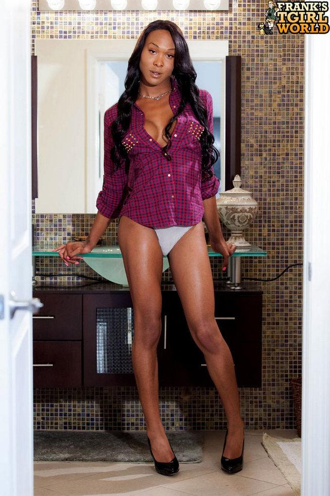 Black Tgirl Kayla Biggs - Kayla Biggs Watch Huge One