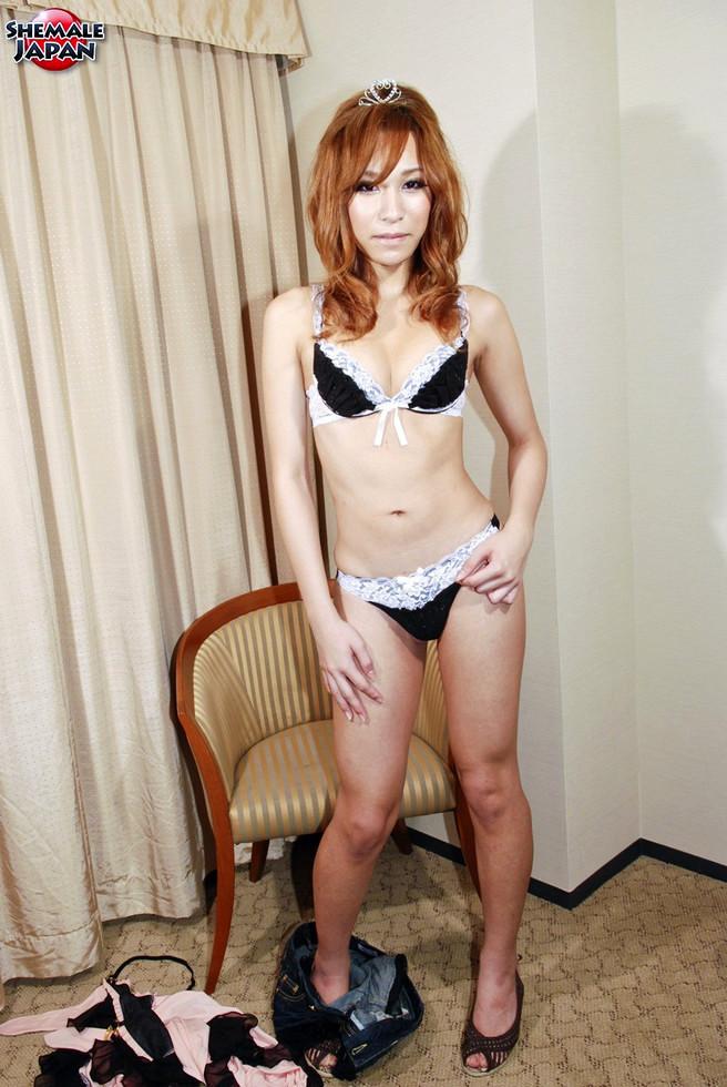 Japanese Transexual Simone