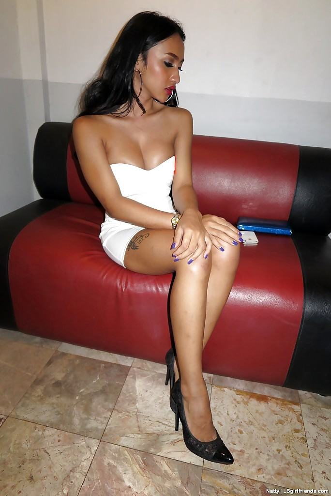 Massive Tit Thai T-Girl Natty Getting A Hardcore Asshole Pounding