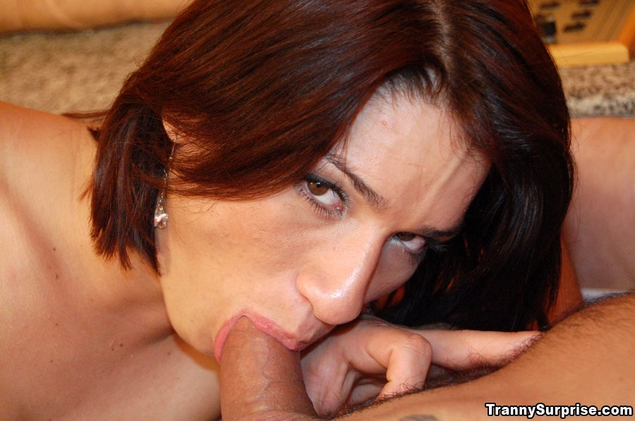 Enormous Tool Latina Ladyboy Adriana Getting A Creamy Ass-Hole Banging