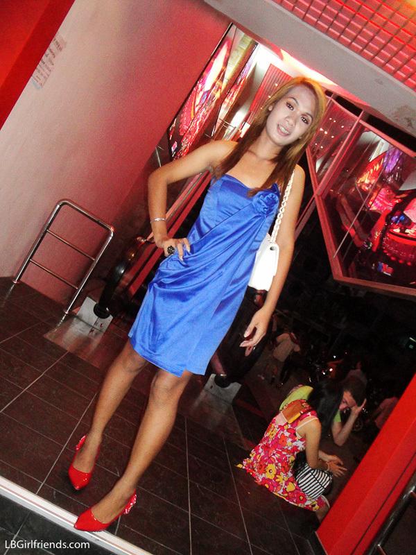 Darling Shemale Girlfriend Nano Ready For Her Date Tonight