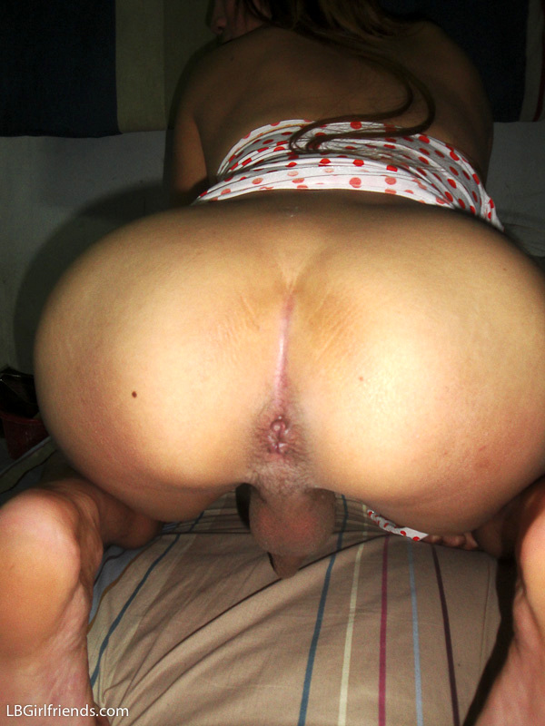 Extremely Puckered Ts Bum And Penis Upskirt
