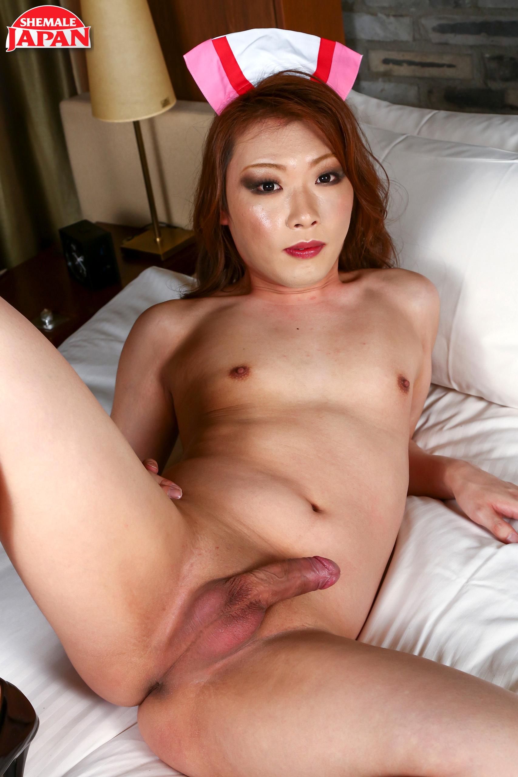 Naughty Maid Azusa Yuzuki Cums!
