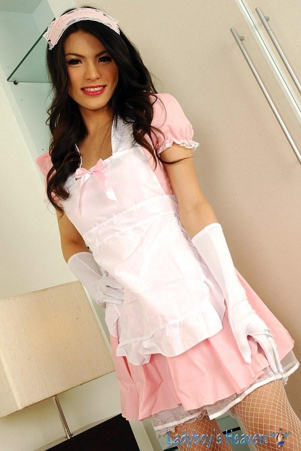 Gorgeous Bangkok Ts Maid