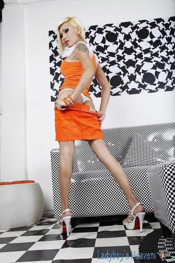Tgirl Patti In A Tgirl Three Way