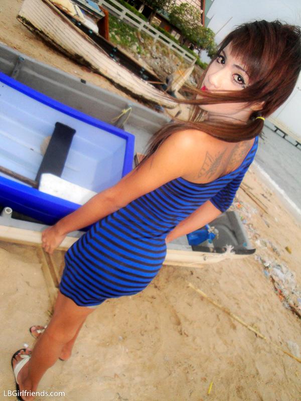 Amateur Pics Of Innocent Asian T-Girl